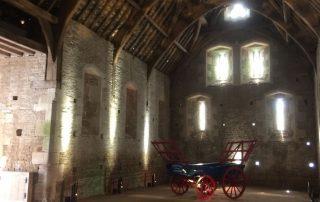 Abbey Barn in Glastonbury
